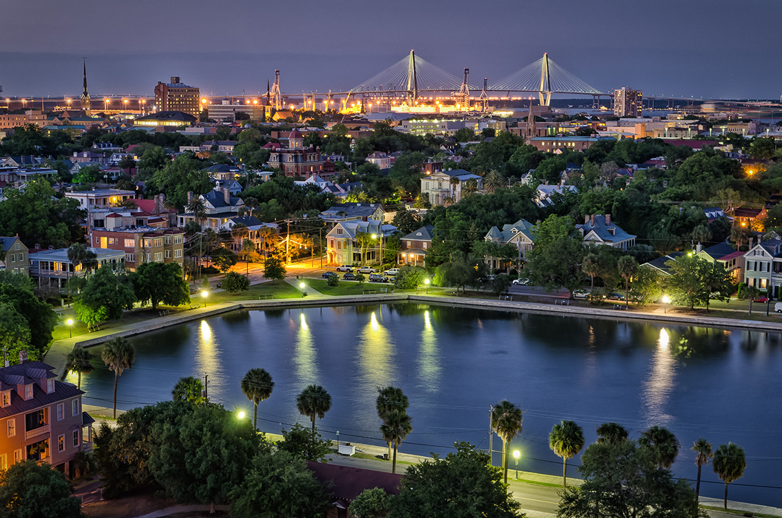 Charleston+Night