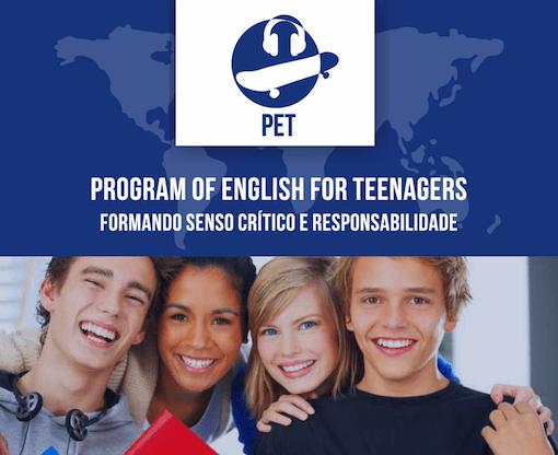 Curso de Inglês Adolescentes Canoas Porto Alegre Gravataí Floripa