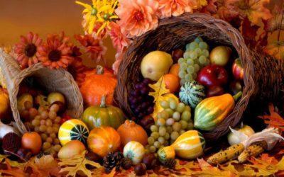 A Quarta Quinta-feira de Novembro – Thanksgiving Day